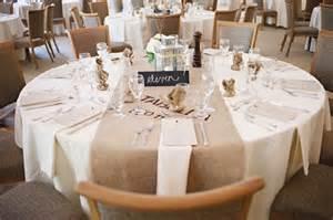 burlap runners wedding recycled burlap wedding reception table runner