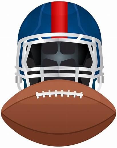 Football American Clip Clipart Yopriceville Transparent Var