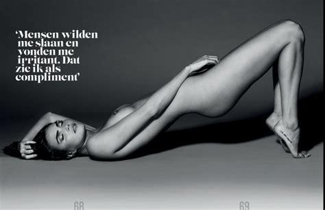 Kim Feenstra Nude Pics Página 1