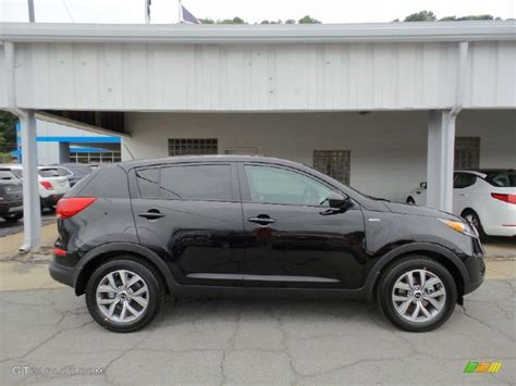 kia sportage black 2016 black cherry kia sportage lx awd 106176437 photo 18