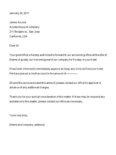 How To Write A Simple Cover Letter Write Authorisation Letter Letter Of Recommendation