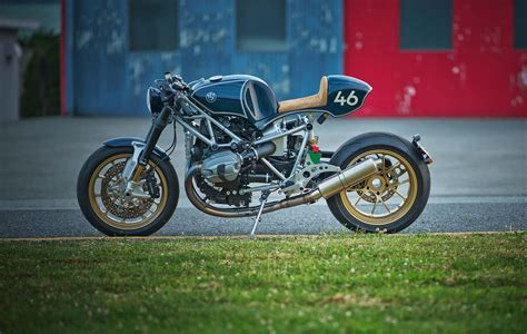 R Nine T Racer Picture by 46works Bmw R Nine T Clubman Racer The Moto Cafe