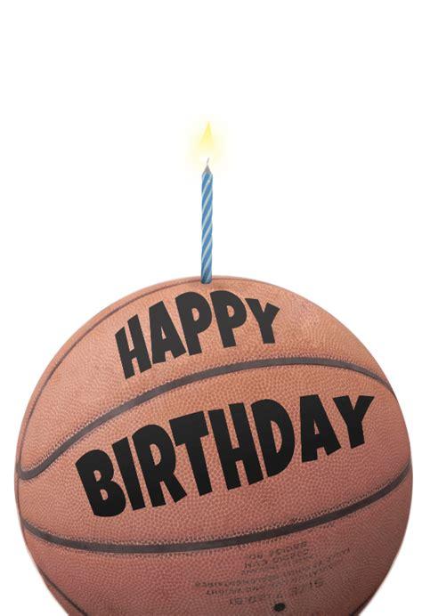 basketball birthday card  island