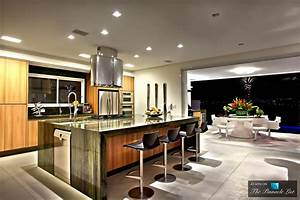 Galley Kitchen With Island Layout #847