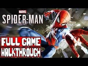 MARVEL'S SPIDER-MAN Gameplay Walkthrough Part 1 FULL GAME ...
