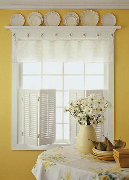 creative window treatments  summer decorating ideas