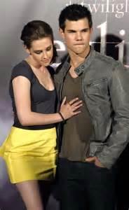 Kristen Stewart and Taylor