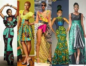 African Super Woman THE BEST OF AFRICAN FASHION 2014!