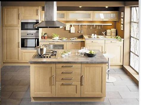 cuisine bois contemporaine modeles cuisines contemporaines meuble cuisine