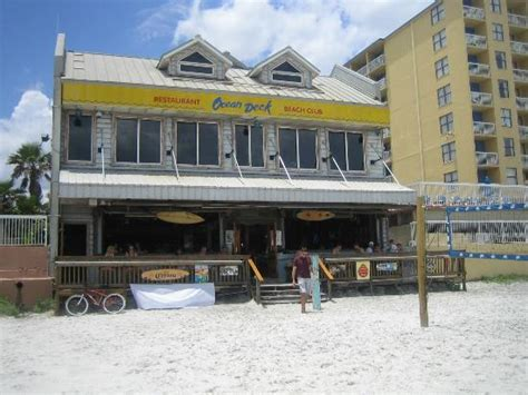 Deck Restaurant Daytona Florida by Peel And Eat Shrimp Appetizer Picture Of Deck