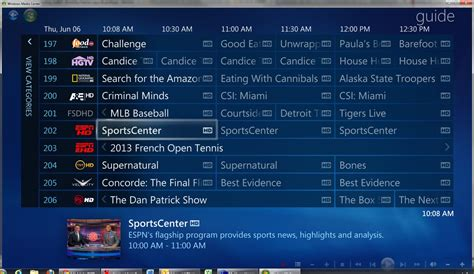 spruce up your windows media center guide with my channel logos xl pcworld