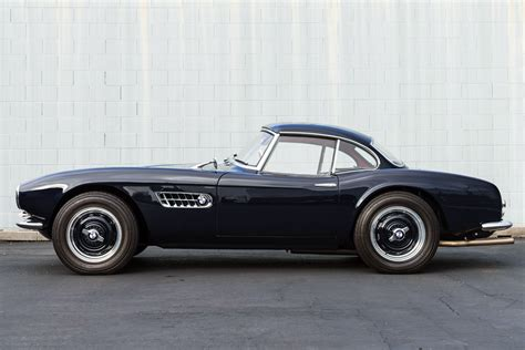 Bmw 507 Roadster by Auction Block 1958 Bmw 507 Roadster Series Ii Hiconsumption