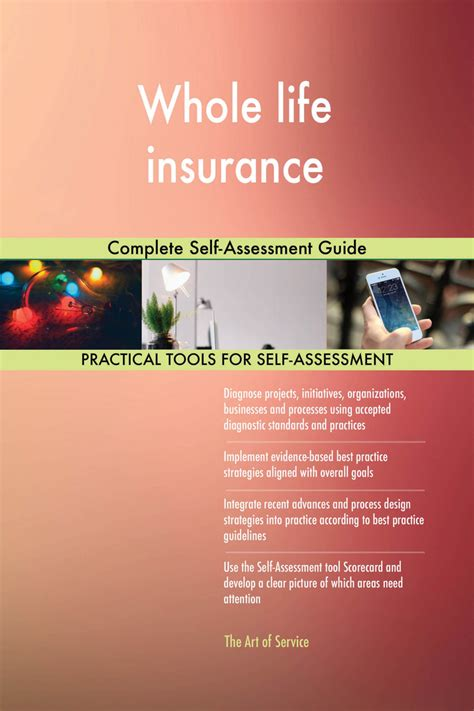 Your cash value can be withdrawn. Read Whole life insurance Complete Self-Assessment Guide Online by Gerardus Blokdyk | Books