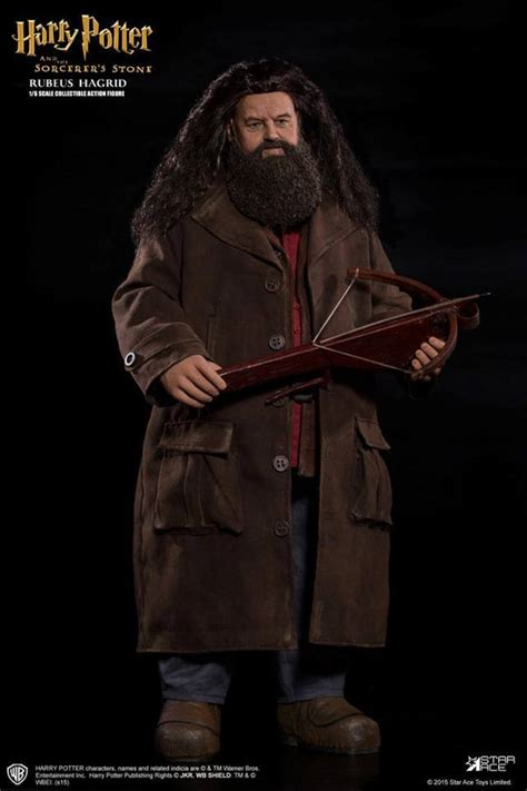 star ace rubeus hagrid harry potter