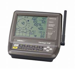Vantage Vue U00ae Wireless Console  Receiver