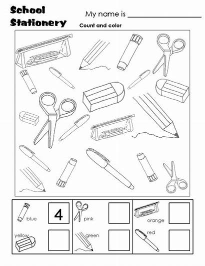 Worksheets English Classroom Objects Learn