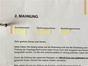 Mahnung Ohne Rechnung : dawr mahnung wie hoch d rfen mahngeb hren sein ~ Themetempest.com Abrechnung