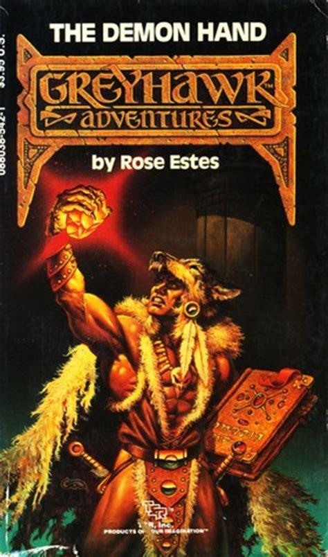 demon hand greyhawk adventures   rose estes reviews discussion bookclubs lists
