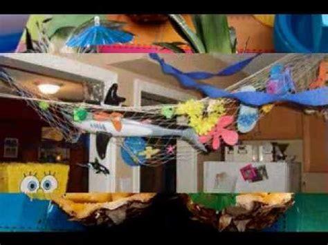 Diy Spongebob Party Decor Ideas Youtube