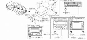 Nissan Pathfinder Radio Amplifier Bracket  Audio  Bose
