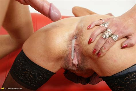 232171 In Gallery Granny Anal Creampie Picture 3