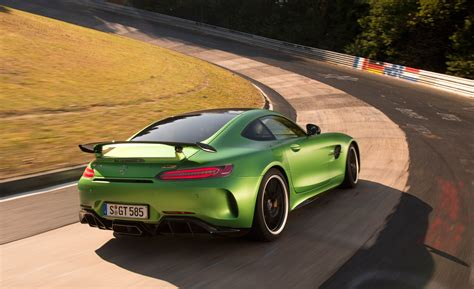2017 Mercedes Amg Gt R Cars Exclusive Videos And Photos