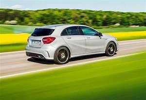 Mercedes A45 Amg Prix : mercedes benz classe a 5p mercedes amg a 45 4matic 2017 prix moniteur automobile ~ Gottalentnigeria.com Avis de Voitures