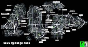 gta 4 stevie car locations map - Gta 4 Secret Cars Locations Xbox 360
