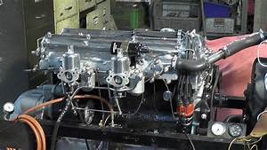 Jaguar Classic Xk120 Xk Engine Rebuild Issues