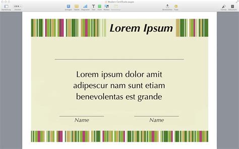 templates for iwork pro mac made for use