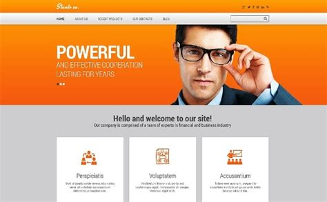 75+ Free Bootstrap Html5 Website Templates