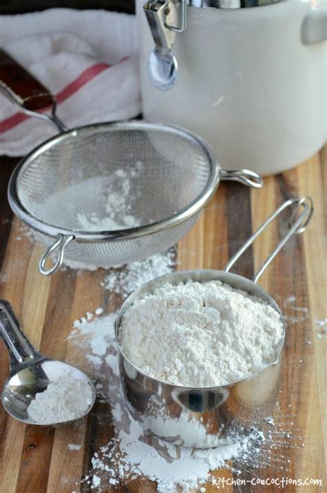 cake flour kitchen concoctions