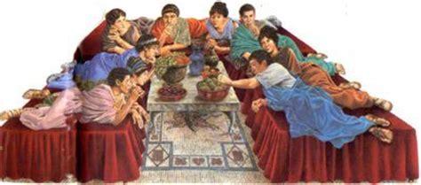 cuisine antique romaine description et reconstitution de l 39 organisation et rites
