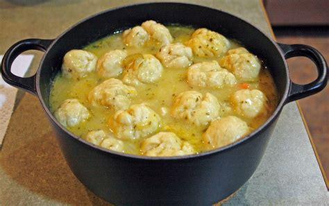 Chicken Soup And Grands!™ Dumplings Recipe