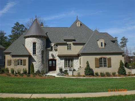 Country Home Exteriors On Pinterest