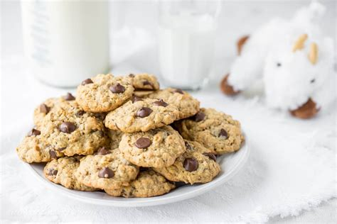 Dark Chocolate Chip Lactation Cookies Saving Room For