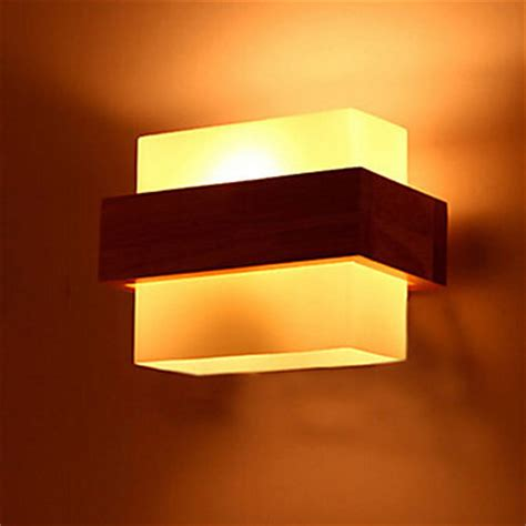 aliexpress buy northern europe style wood led wall