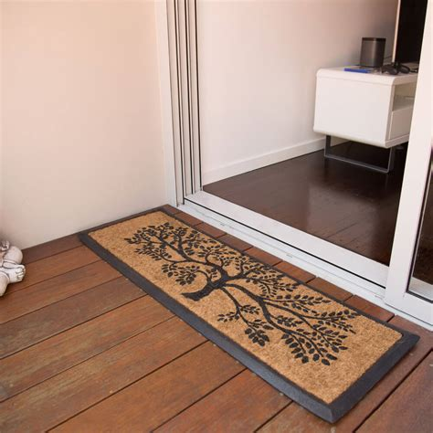 Front Door Mats by Doormat 40x120cm Tree Of Coir Door Mat Outdoor