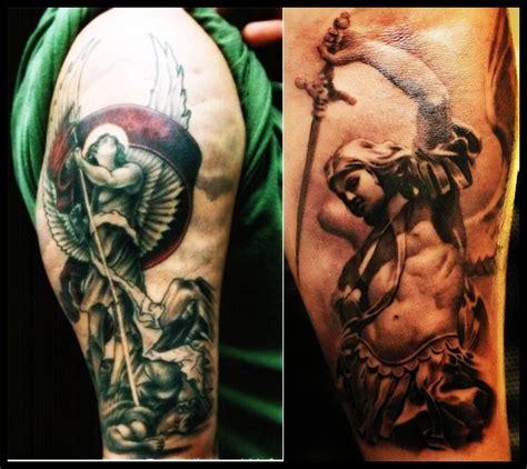 cool angel tattoos  men   tattoos