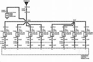 2000 Lincoln Town Car Window Wiring Diagram