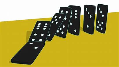 Domino Clipart Dominoes Falling Effect Tiles Reading
