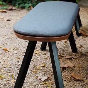 Coussin D Assise Pour Banc : coussin d 39 assise pour banc you and me jardinchic ~ Melissatoandfro.com Idées de Décoration