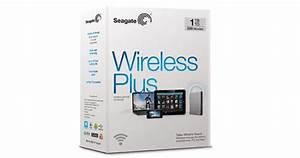 Seagate Wireless Plus 1tb  Stck1000300