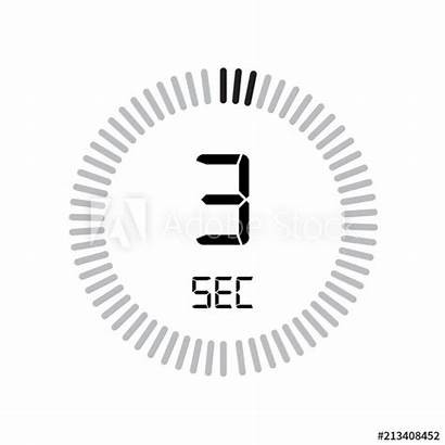 Timer Clock Countdown Icon Seconds Stopwatch Symbol