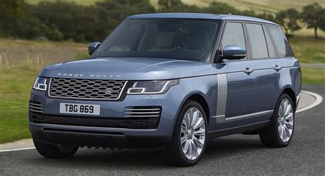 facelifted range rover  specs price wvideo