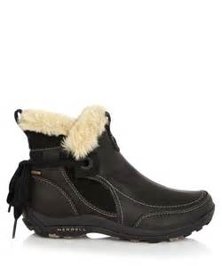 womens boots on sale merrell 39 s misha leather boots designer footwear sale merrell shoes secretsales