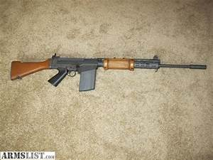 ARMSLIST For SaleTrade Early Israeli FAL Rifle