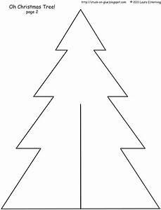 Template of a christmas tree layered christmas tree template 2 maxwellsz