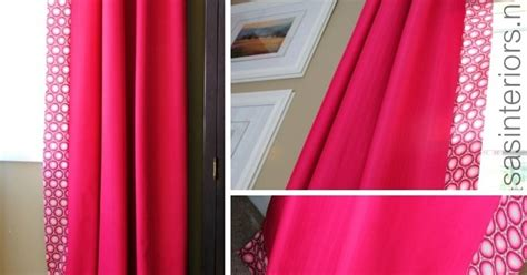 how to add decorative trim to curtains hometalk