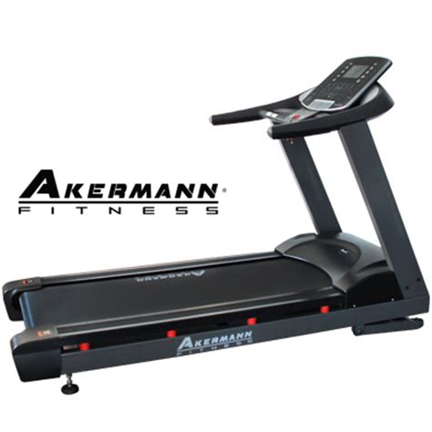 tapis de course professionnel akermann 7000